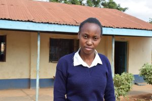 The Water Project:  Faith Mutuku