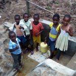 The Water Project: Lutali Community -  Clean Water