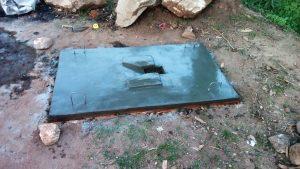The Water Project : 16-kenya4739-sanitation-platform-construction