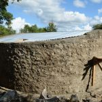 The Water Project: Ngaa Primary School -  Construction