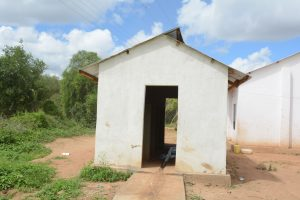The Water Project:  Boys Bathing Rooms