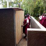 The Water Project: Bukura Primary School -  Latrines