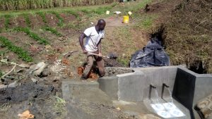 The Water Project : 16-kenya4848-backfilling