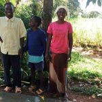 The Water Project: Timbito Community B -  Sanitation Platform