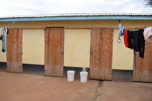 The Water Project:  Girls Bathing Rooms