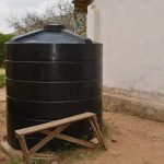 The Water Project: Ilinge Primary School -  Plastic Tank