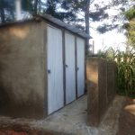 The Water Project: Malaha Primary School -  Finished Latrines