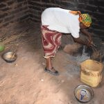 The Water Project: Mitini Community A -  Kitchen