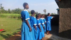The Water Project : 18-kenya4680-finished-latrines