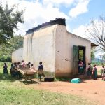 The Water Project: Waita Primary School -  Kitchen