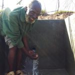 The Water Project: Timbito Community, Wakamu Spring -  Clean Water