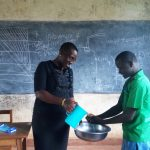The Water Project: Musunji Primary School -  Training