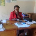 The Water Project: Malinya Girls Secondary School -  Senior Teacher Mrs Carolyne