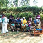 The Water Project: Shikoti Community B -  Training