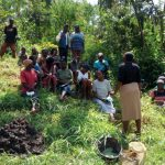 The Water Project: Handidi Community, Matunda Spring -  Training