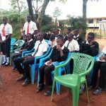 The Water Project: Evojo Secondary School -  Training
