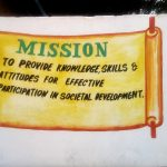 The Water Project: Mwitoti Secondary School -  School Motto
