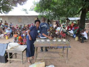 The Water Project:  Preparing To Make Hand Washing Stations