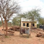 The Water Project: Ikaasu Secondary School -  Kitchen