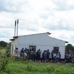 The Water Project: Matheani Secondary School -  Kitchen