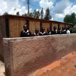 The Water Project: Evojo Secondary School -  New Latrines