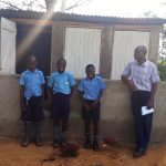 The Water Project: Mumias Central Primary School -  New Latrines