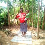 The Water Project: Handidi Community B -  Sanitation Platform