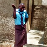 The Water Project: Friends Emanda Secondary School -  Finished Latrines