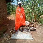 The Water Project: Handidi Community, Matunda Spring -  Sanitation Platform