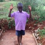The Water Project: Lugango Community -  Sanitation Platform