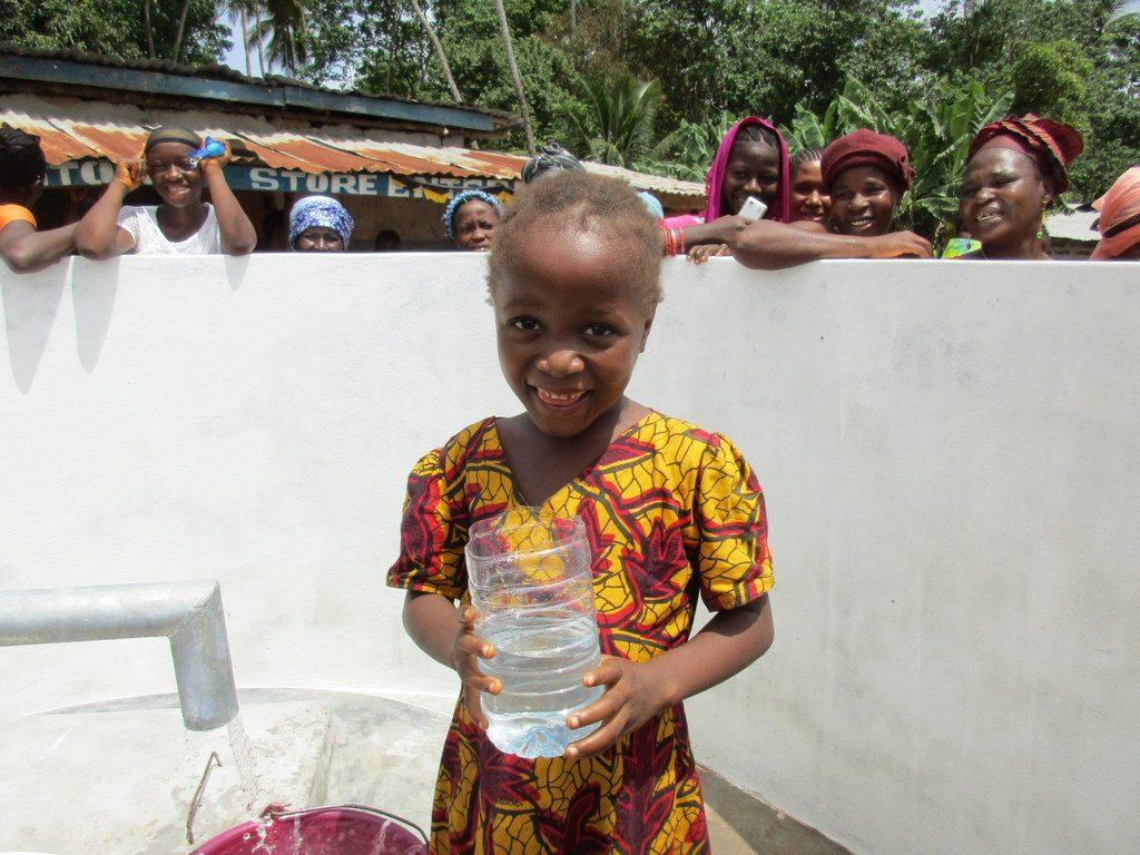 The Water Project : 28-sierraleone5120-clean-water-celebration