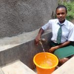 The Water Project: Ibinzo Girls Secondary School -  Clean Water