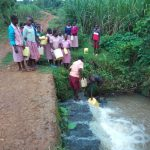 The Water Project: Irenji Primary School -  Current Water Source