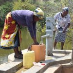 The Water Project: Kaani Community C -  Clean Water