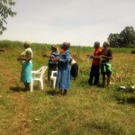 The Water Project: Shivagala Community, Paul Chengoli Spring -  Training