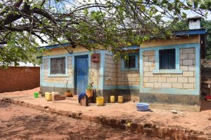 The Water Project:  Kavinya Household