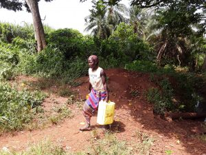 The Water Project : 3-uganda6080-carrying-water