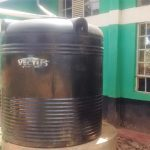 The Water Project: Malinya Girls Secondary School -  Plastic Tank