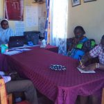 The Water Project: Shanjero Primary School -  Meeting With School