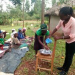 The Water Project: Timbito Community A -  Training
