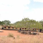 The Water Project: Ikaasu Secondary School -  School Grounds