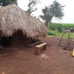 The Water Project: Rwentale-Kyamugenyi Community -  Homestead