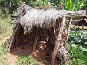 The Water Project:  Latrines In Different Conditions