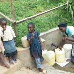 See the Impact of Clean Water - A Year Later: Omulakha Spring Community