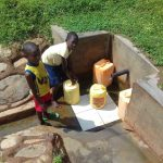 The Water Project: Mang'ang'a Community, Mang'ang'a Spring -