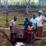 See the Impact of Clean Water - A Year Later: Hanington Mulanda Spring