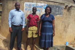 A Year Later: Eshivembe Primary School