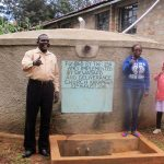 See the Impact of Clean Water - A Year Later: Deliverance Church