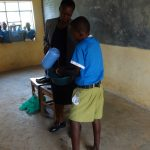 The Water Project: Malaha Primary School -  Hand Washing