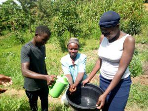 The Water Project : 5-kenya4739-hand-washing